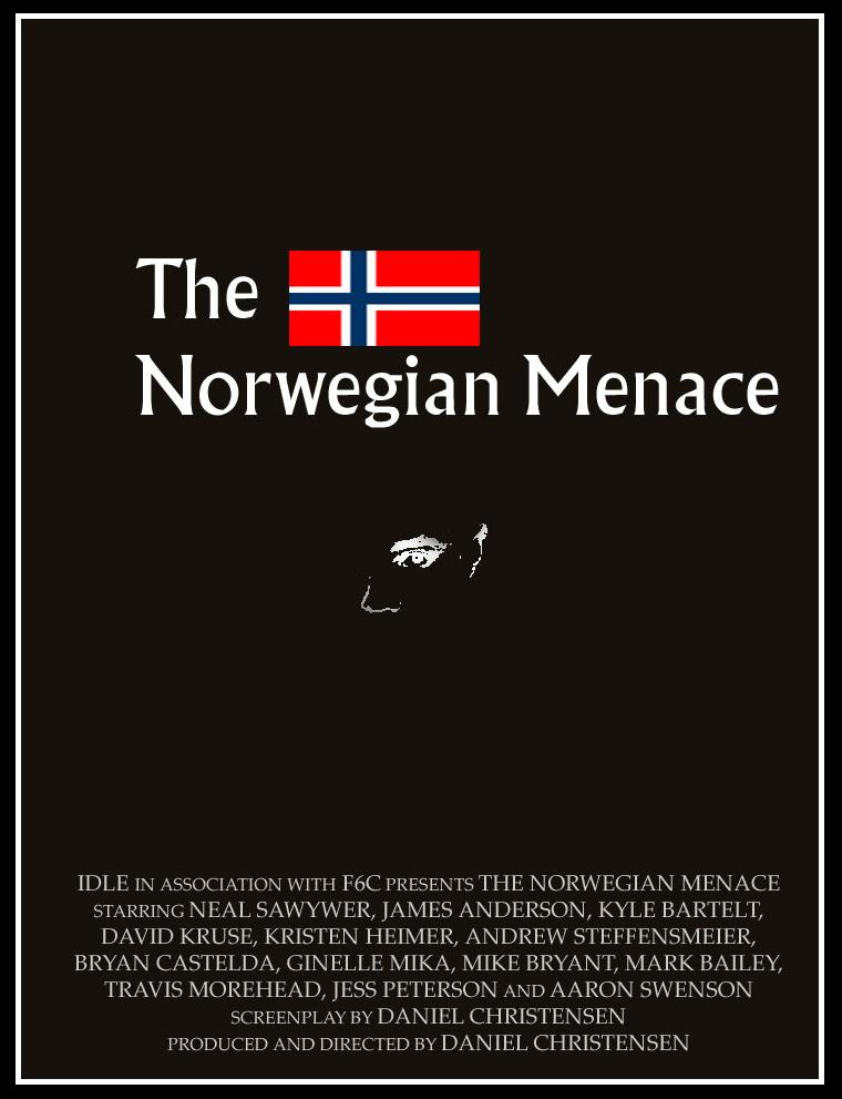 Norwegian-Menace-Poster