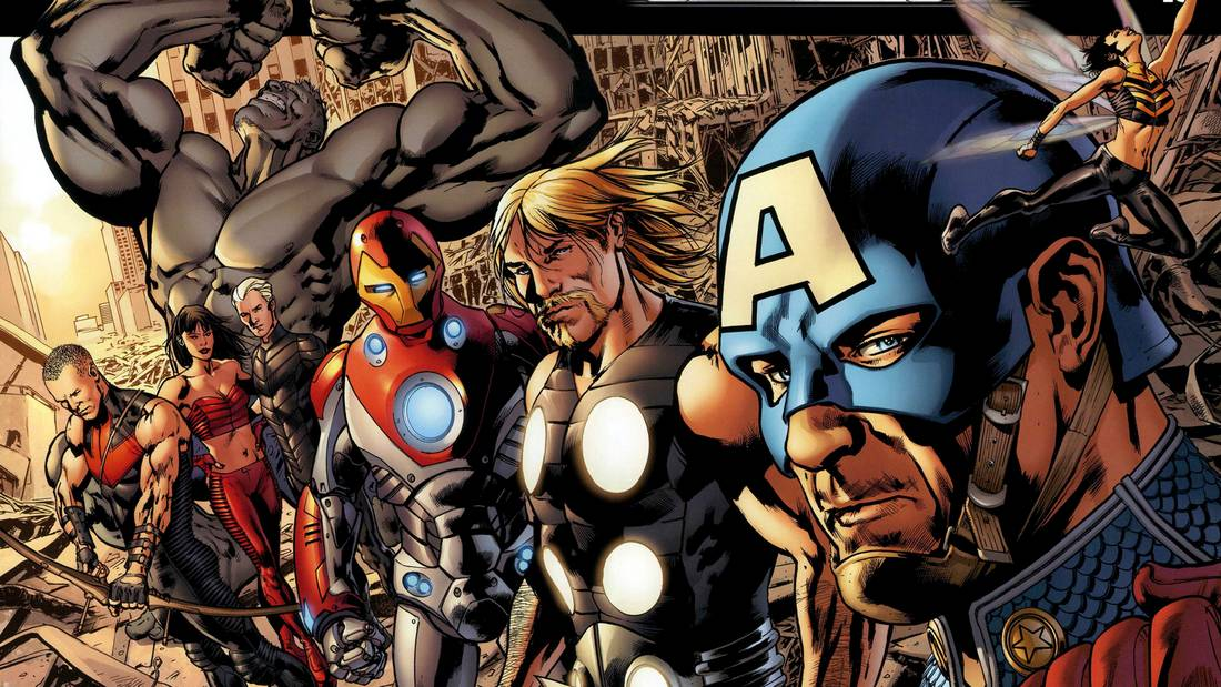 Marvel Reportedly Considering Bringing The Ultimates Into The MCU