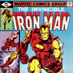 Iron Man 126 Cover