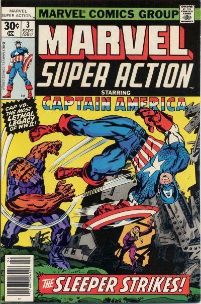 Marvel Super Action 3