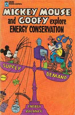 Mickey Mouse and Goofy Explore Energy Conservation 1