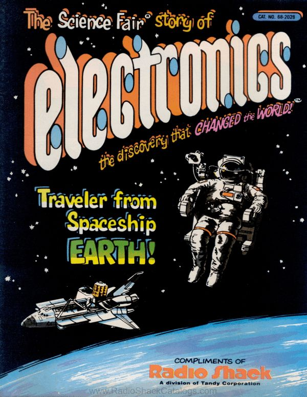Radio Shack Archive - Electronics 1984