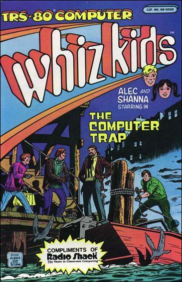 Radio Shack Archive - Whiz Kids 1984