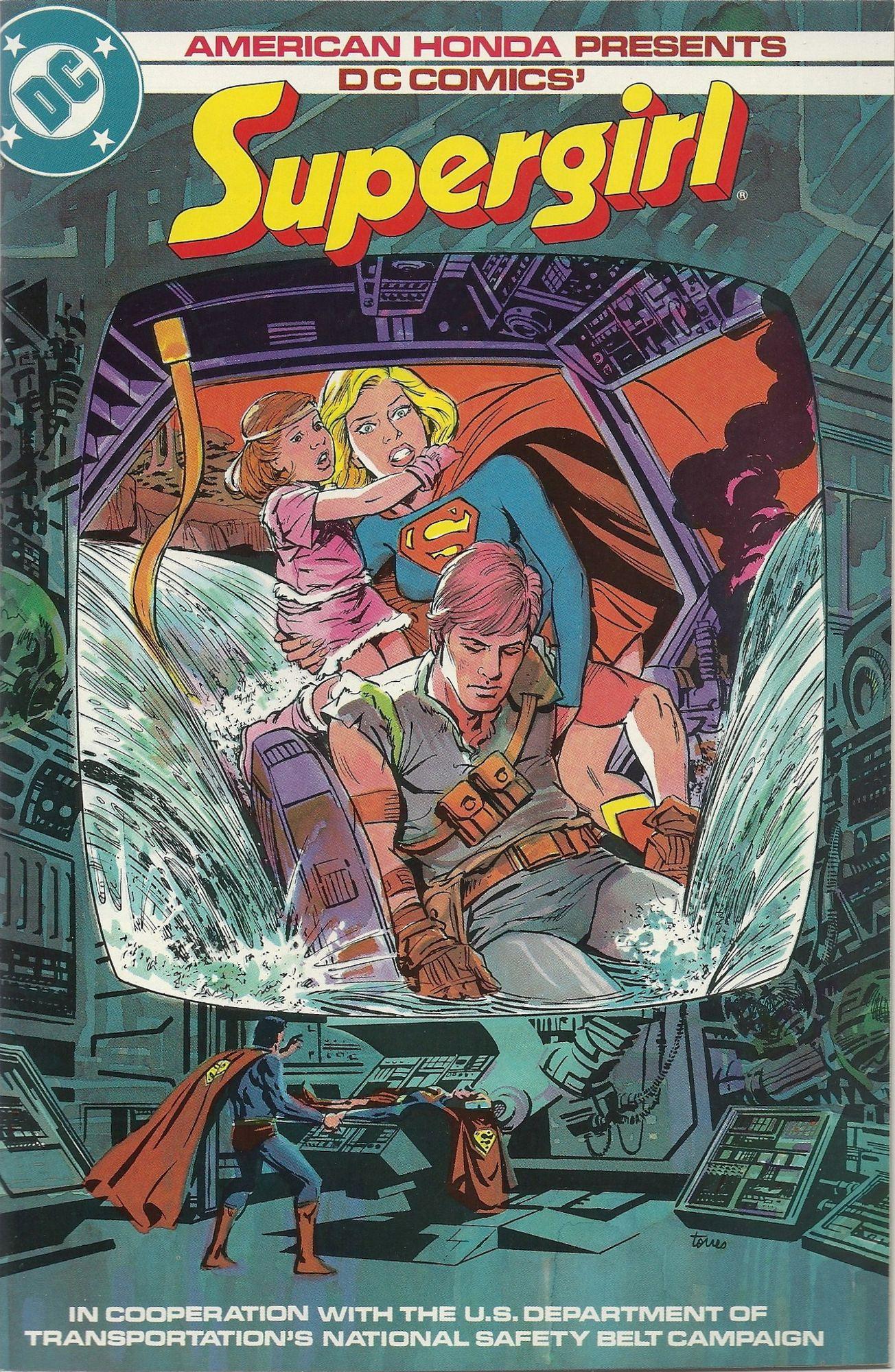 Supergirl Special 1