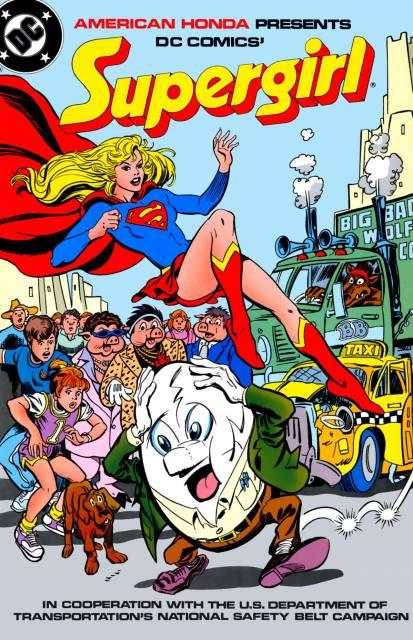 Supergirl Special 2