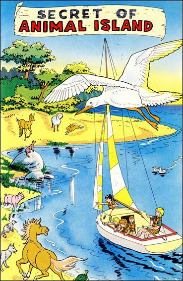 The Secret of Animal Island