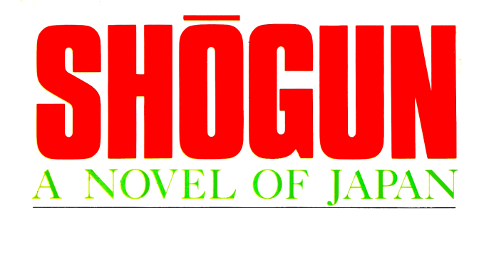 Shogun by James Clavell Cover 1
